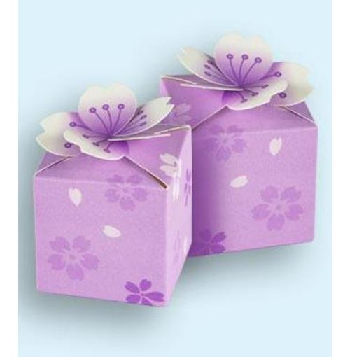 Cherry Blossom Favour Boxes 24 pkt
