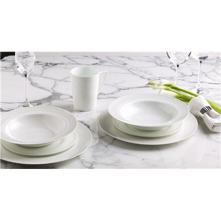 ... Alex Liddy Anais 16 Piece Dinner Set ...  sc 1 st  Easy Weddings & Alex Liddy Anais 16 Piece Dinner Set Wedding Gift Registry - Easy ...