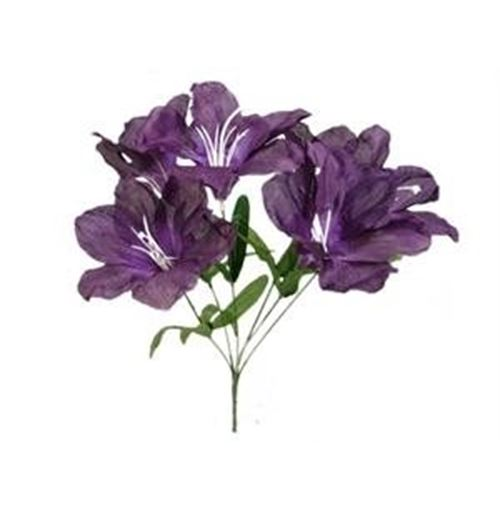 Easter lily - purple 60pk
