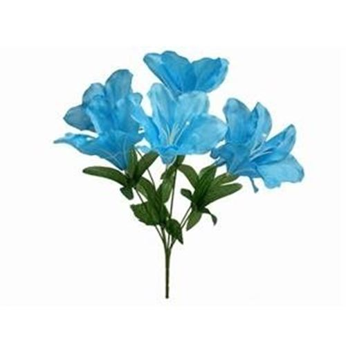 Easter Lily - blue 60pk