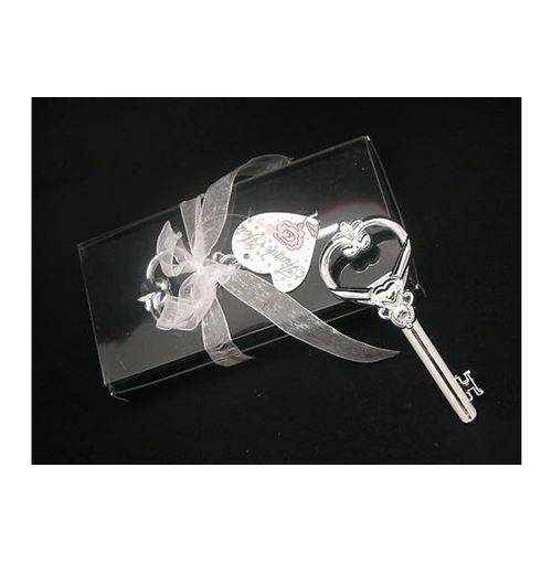 Love Key Bottle Opener in Gift Box