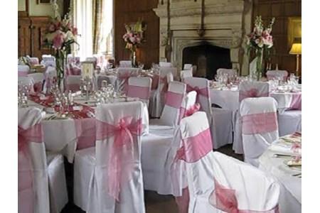 Organza Wedding Table Decorations
