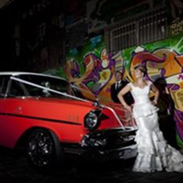 Wedding Cars-Dream 57 Hire