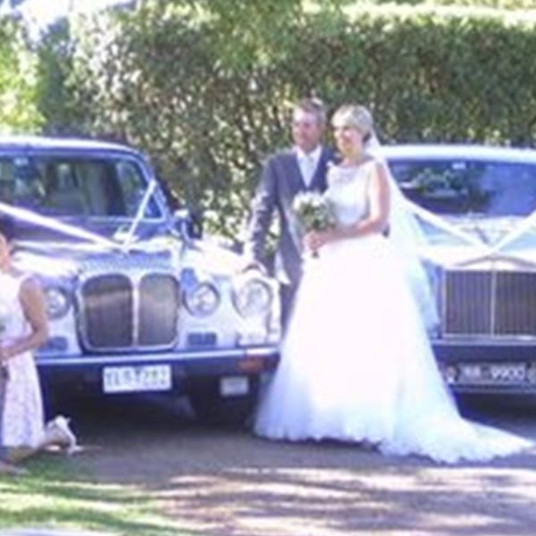 Wedding Cars-High Marque