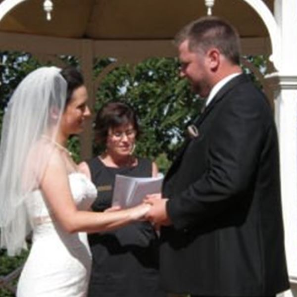 Marriage Celebrant-Mary Odgers