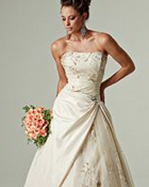 Black Tie White Lace | Wedding Dresses The Gap | Easy Weddings