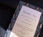 Summit Invitation Shop Wedding Invitations Queanbeyan Easy Weddings