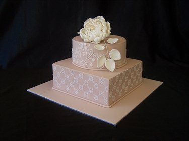 wedding cakes with bells bell s cakes wedding cakes norlane easy weddings 25978