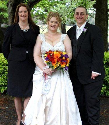 Lisa harris wedding