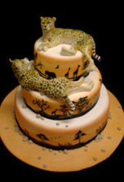 Creative Cake Art Wedding Cakes Brunswick West Easy Weddings
