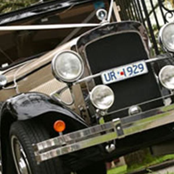 Wedding Cars-29 Vintage Limousines