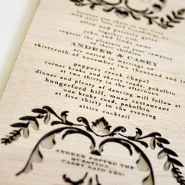 Wedding Invitations-The Style Co.