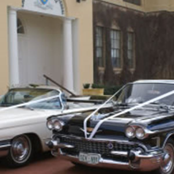Wedding Cars-JC Classic Automobiles