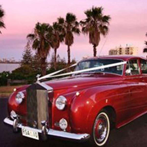 Wedding Cars Buddina