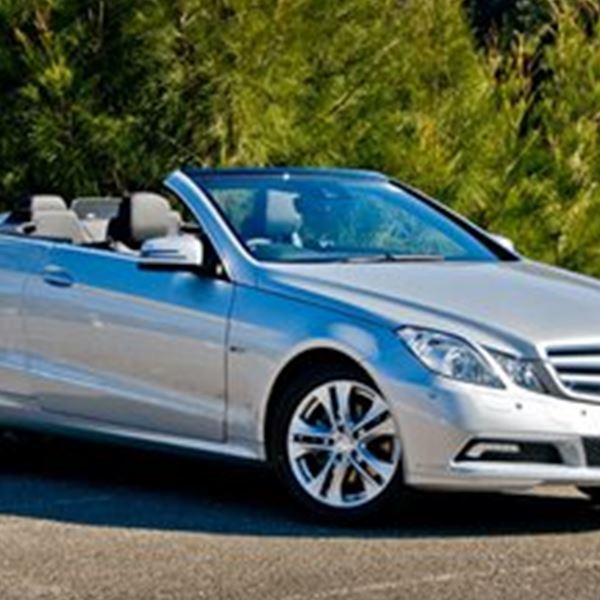 Wedding Car Rental: Convertible Luxury Car Rental