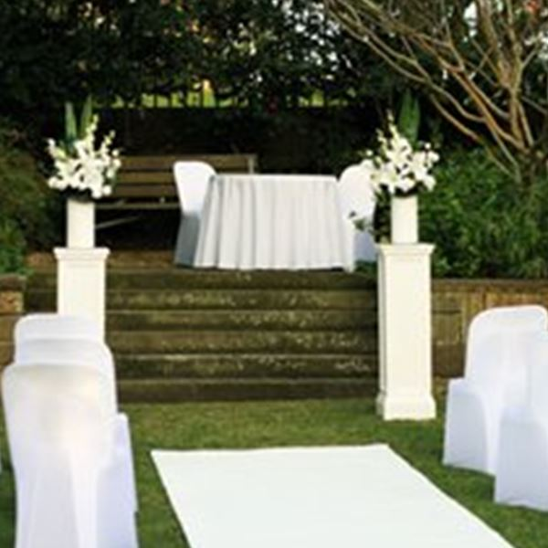 Simple Outdoor Wedding Ideas: Wedding Decorations Frenchs