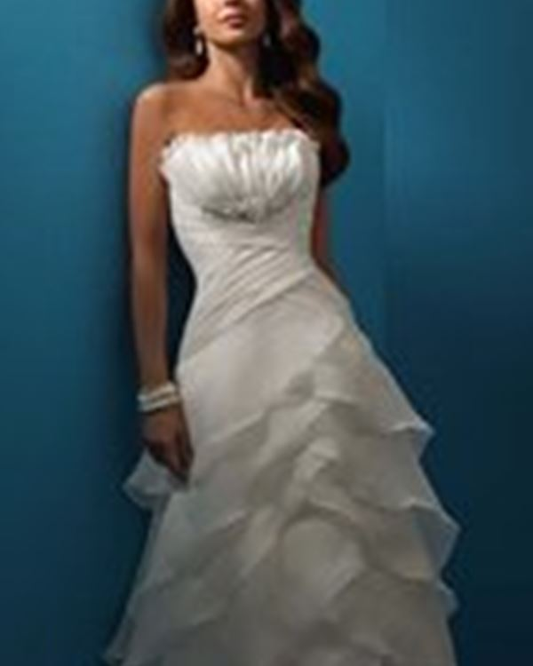 Wedding Dresses-Vision in White Bride
