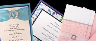 Amazing paper wedding invitations enmore easy weddings wedding invitations amazing paper solutioingenieria Image collections