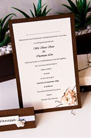 Be Our Guest Wedding Invitations Epping Easy Weddings