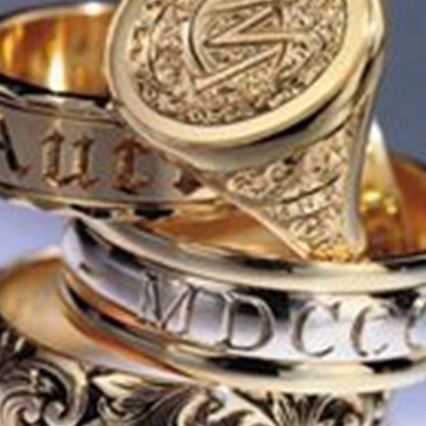 John W Thompson Designer Rings Wedding Jewellery Sydney