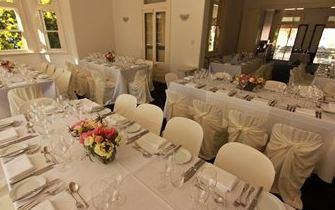 Boronia Tea Room Wedding Ceremony