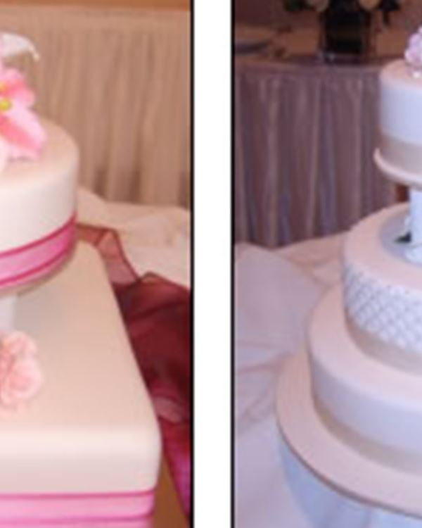 Wedding Cakes-Eileen Verde Cake Decorator
