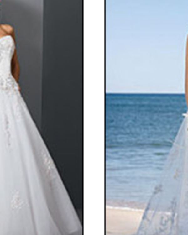 Enchanting Preloved Wedding Dresses Festooning - Wedding Dresses and ...