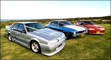 Aussie Muscle Car Hire | Wedding Cars Shortland ...
