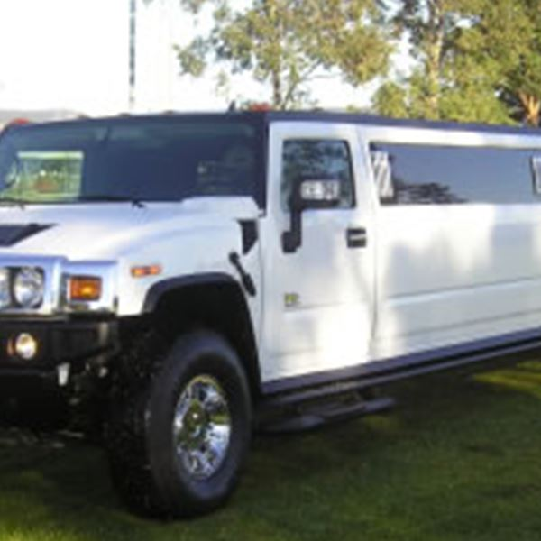 Wedding Cars-Impressive Limousines