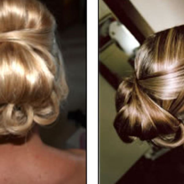 Hair and Makeup-Pink Parlour for Brides