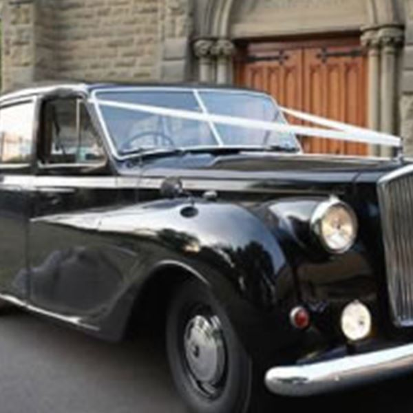 Wedding Cars-Abbey Road Classic Car Hire
