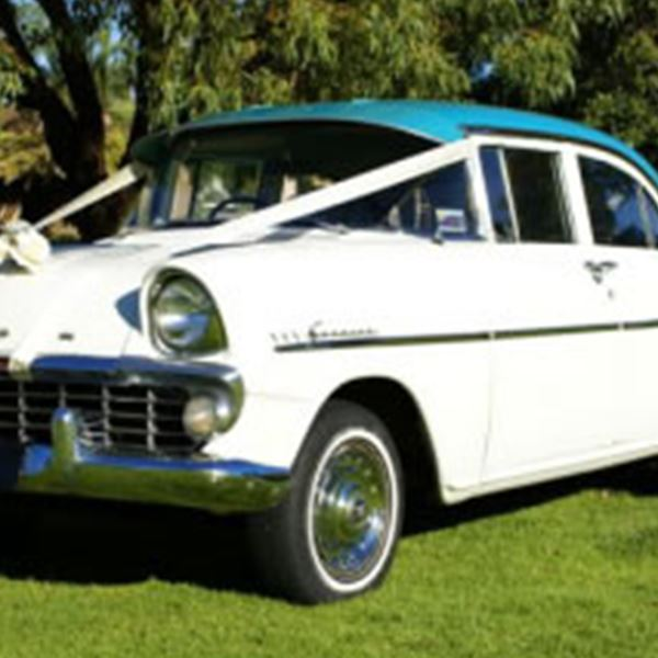 Classic Wedding Car Hire Perth