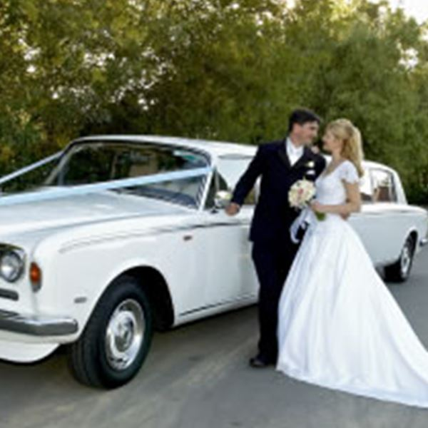 Wedding Cars-Richmond Palace RR Limousines