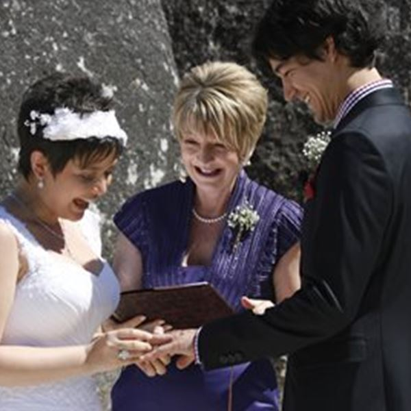 Marriage Celebrant-Anna Wong - Moments That Matter