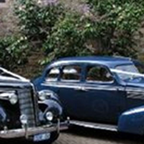 Wedding Cars-Chauffeured 30's Classics