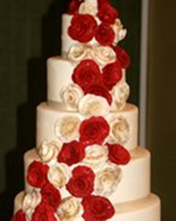 Wedding Cakes-Katie's Cakes and Cookies