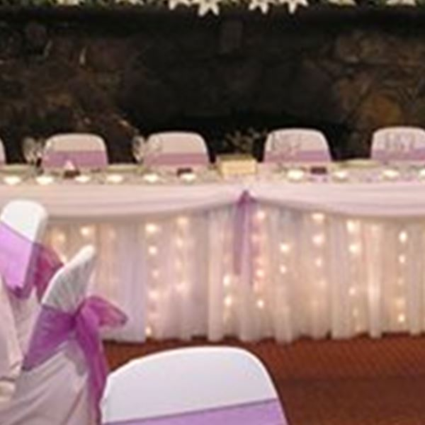 Decorations-Sweethearts Decor Hire