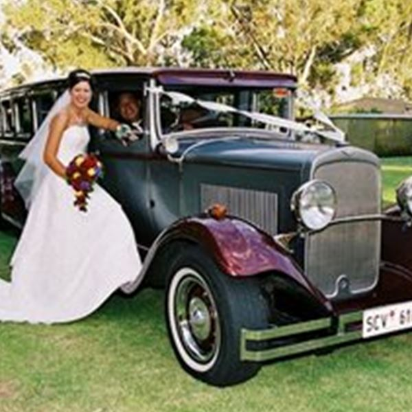 Wedding Cars-Thirties Limousines